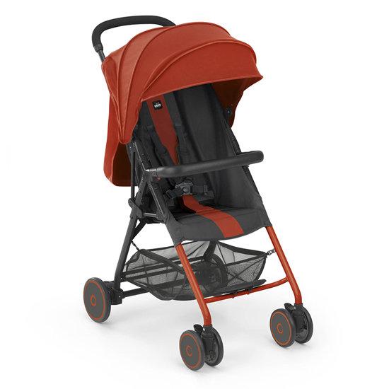 Cam Лятна бебешка количка Fletto col. 112 червено/черно  CAMFLT16112